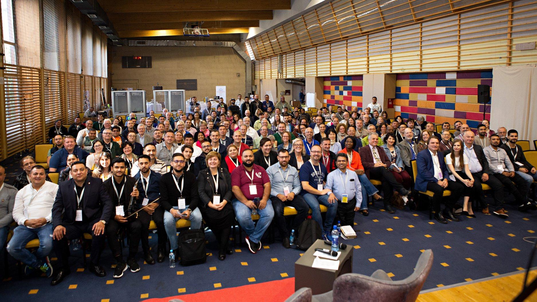 Harmadik európai cigánymissziós konferencia