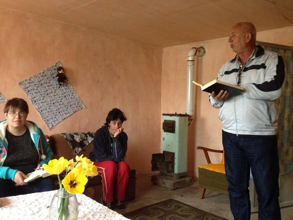 Tiszagyenda – Új házi csoport indult 1
