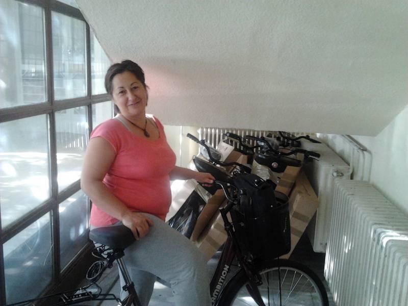 Kerékpárok Kecskeméten 1