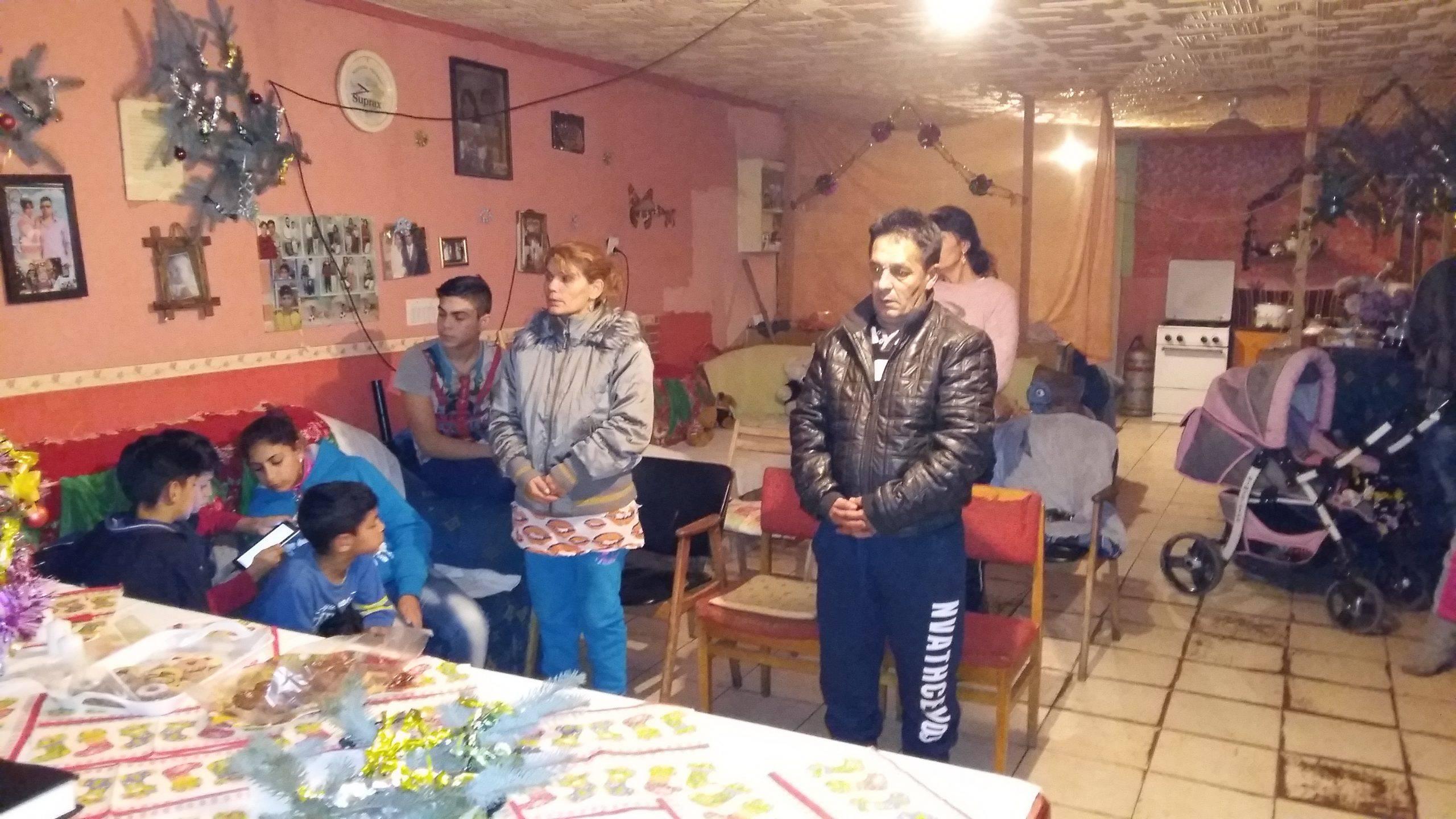 Tiszabura – Éjféli istentisztelet