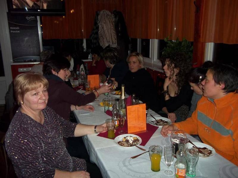 Évzáró vacsora Tatabányán 4