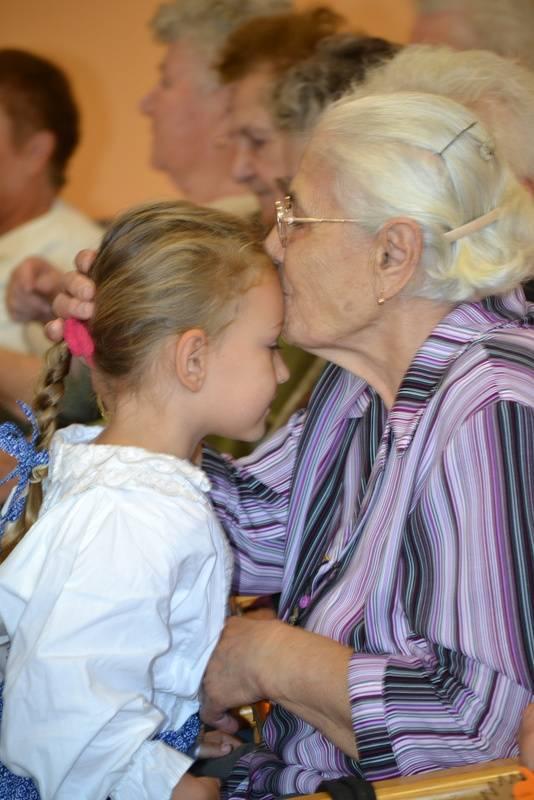 Meghitt együttlét Békésen az Idősek Napja alkalmából 2