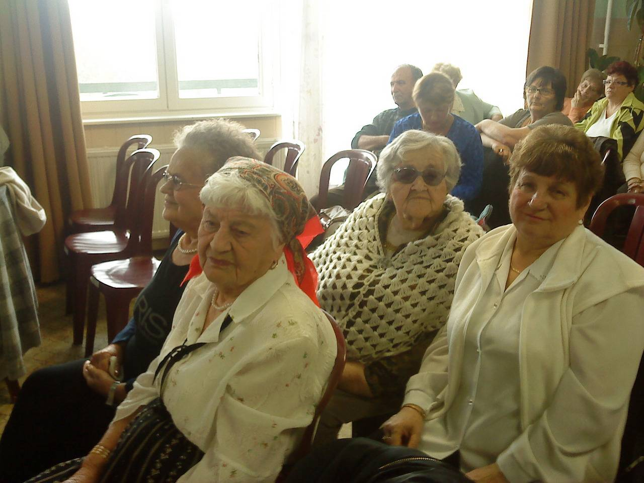 Nagy sikert arattak a békési idősek
