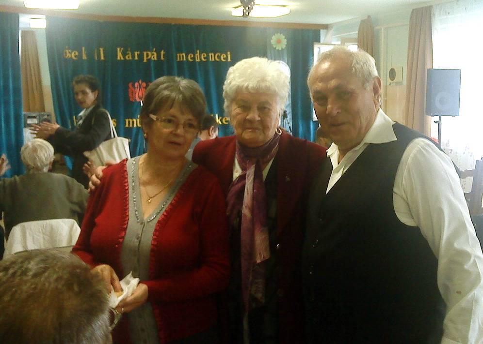 Nagy sikert arattak a békési idősek 1