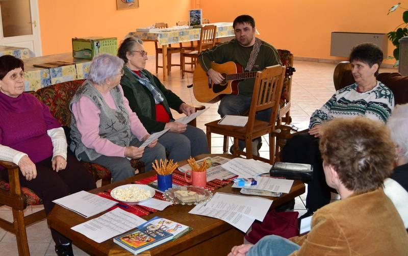Változatos programok az időseknek 1