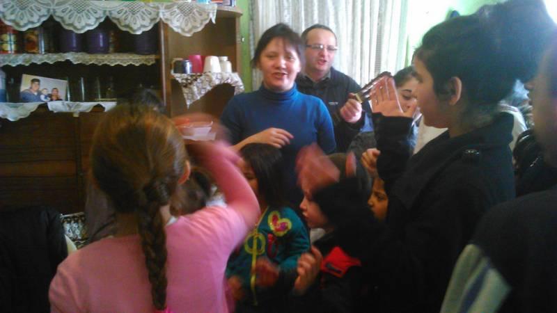 Adorján - Jézus a gyermekekkel 5