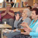 Népművészek az idősek klubjában 3