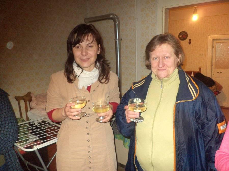 Születésnapi köszöntés Dunavecsén 4