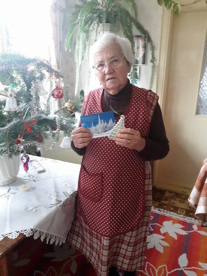Karácsonyi ajándék ellátottaknak Mezőkövesden 5