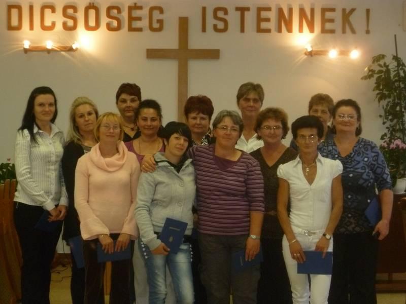 Szociális gondozó és ápoló képzés vizsgája Kalocsán és Kiskőrösön 1