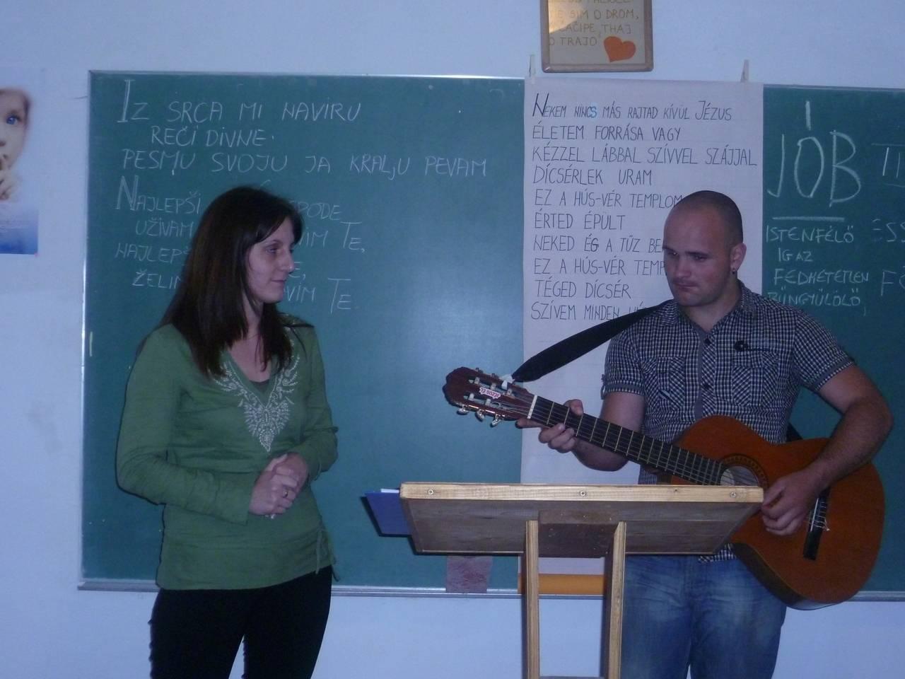Ismét ellátogattunk a szerbiai Kishegyesre