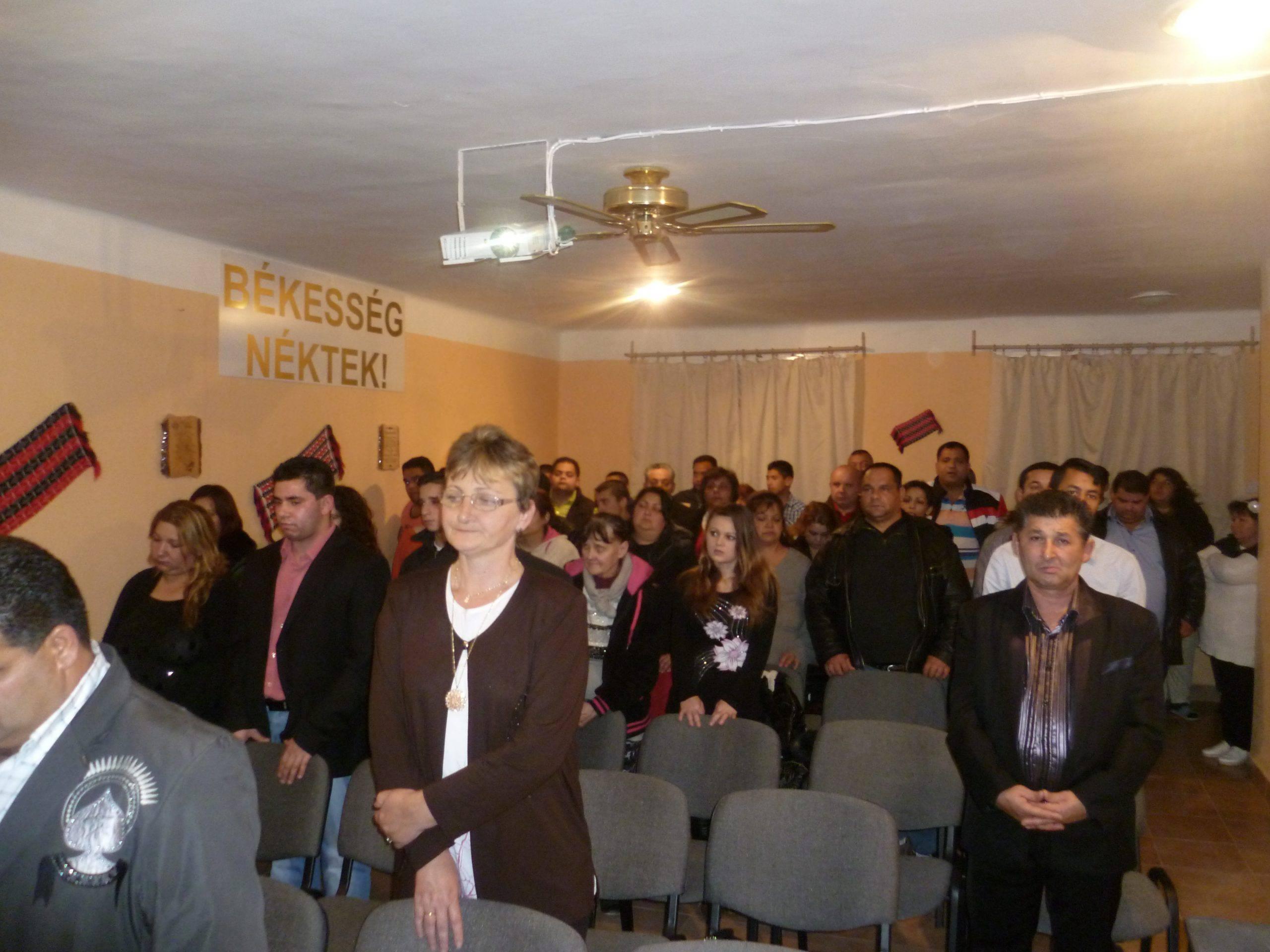 Read more about the article Tiszabő – Jézus a Szabadító!