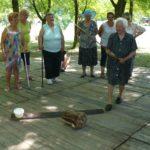 Békési idősek kirándulása Dánfokra 1