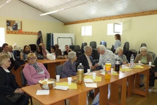 Klub délután a pécsi időseknek 1