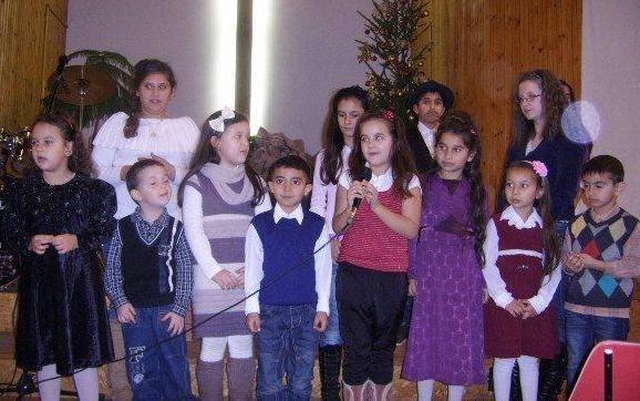 Karácsonyi ünnepség az ellátottak részére, Hajdúhadházon 2