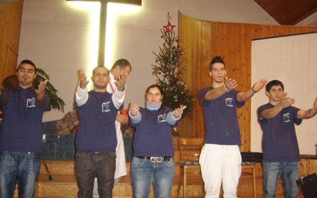 Karácsonyi ünnepség az ellátottak részére, Hajdúhadházon 3