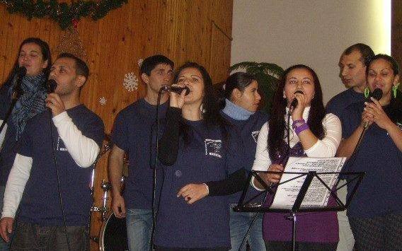 Karácsonyi ünnepség az ellátottak részére, Hajdúhadházon 4