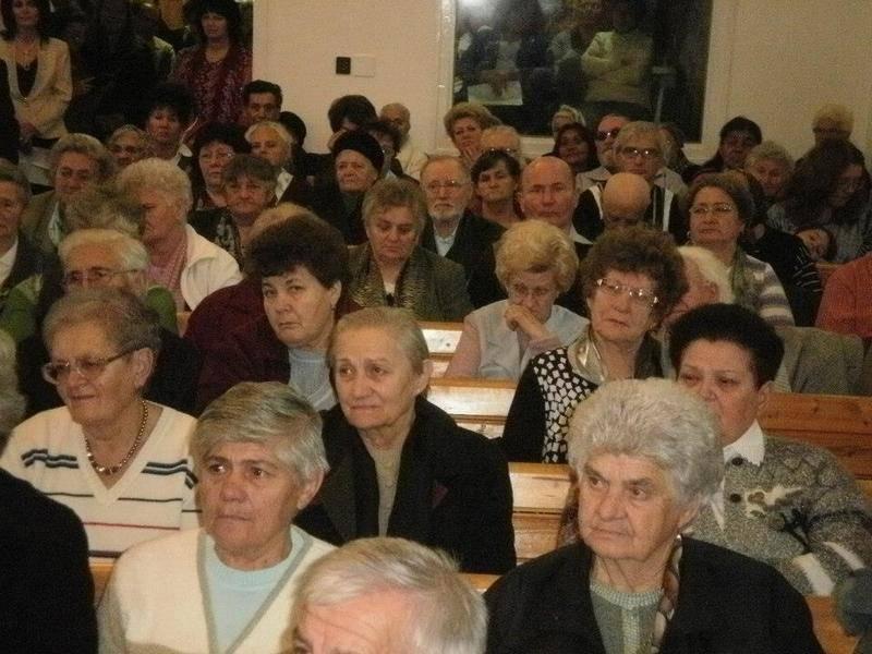 Színes programok az időseknak Hajdúsámsonban 1