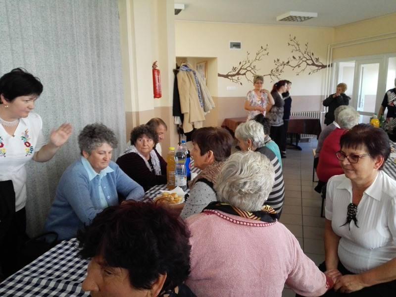 Idősek Napja Váncsod községben 1