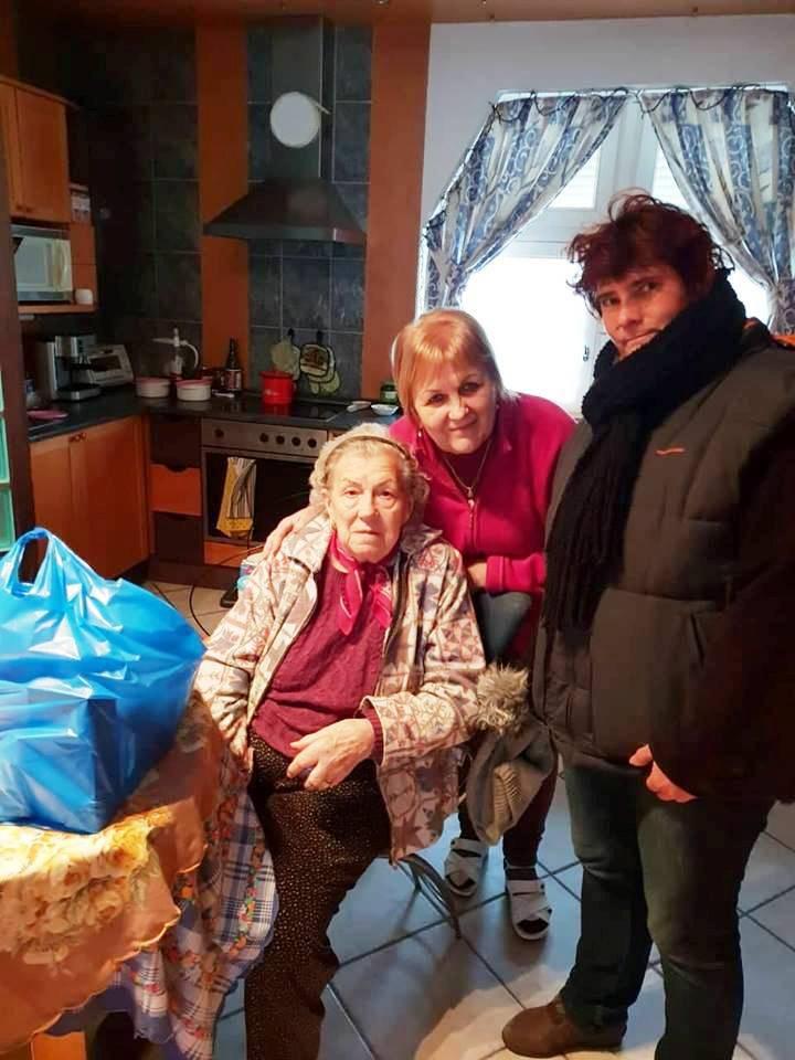 Karácsonyi adományok Kecskeméten 1
