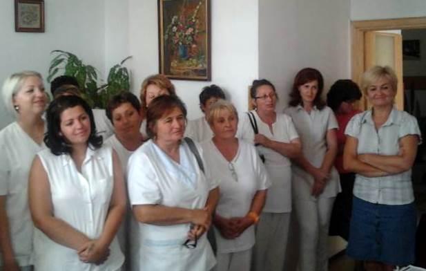 Szociális gondozó és ápoló vizsga Verpeléten és Egerben 1