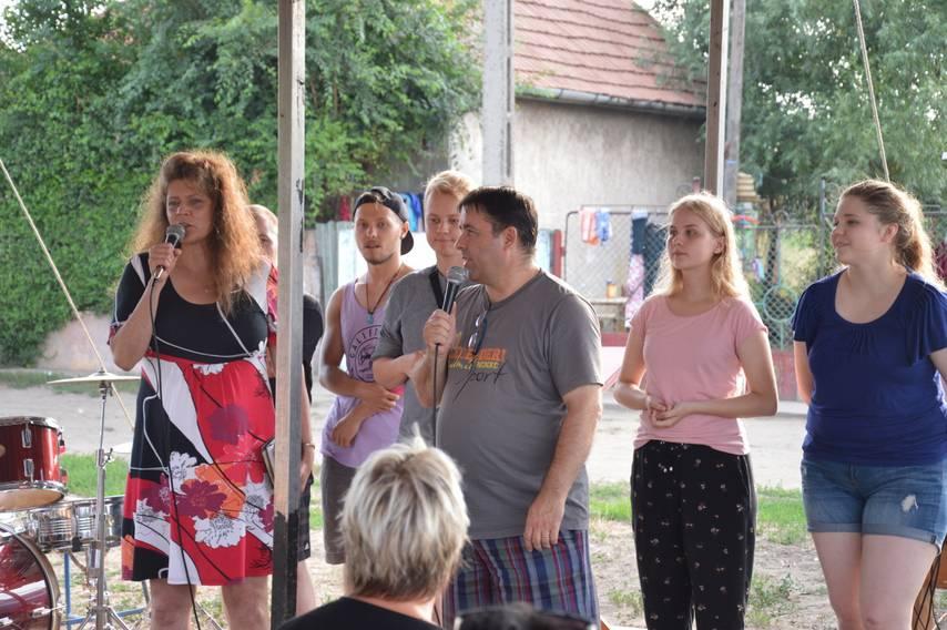Finn missziós hét: egy sátorban Hajdúhadházon 2