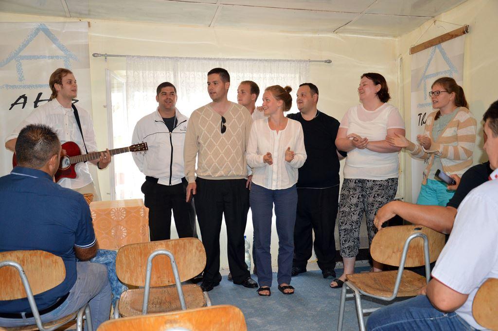 A Nyírségbe is ellátogatott a finn missziós csapat 17