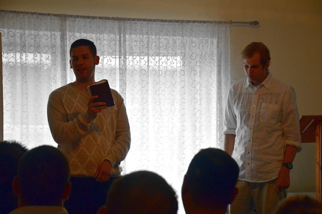 A Nyírségbe is ellátogatott a finn missziós csapat 18