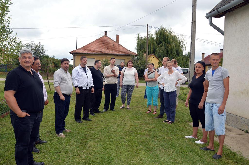 A Nyírségbe is ellátogatott a finn missziós csapat 4