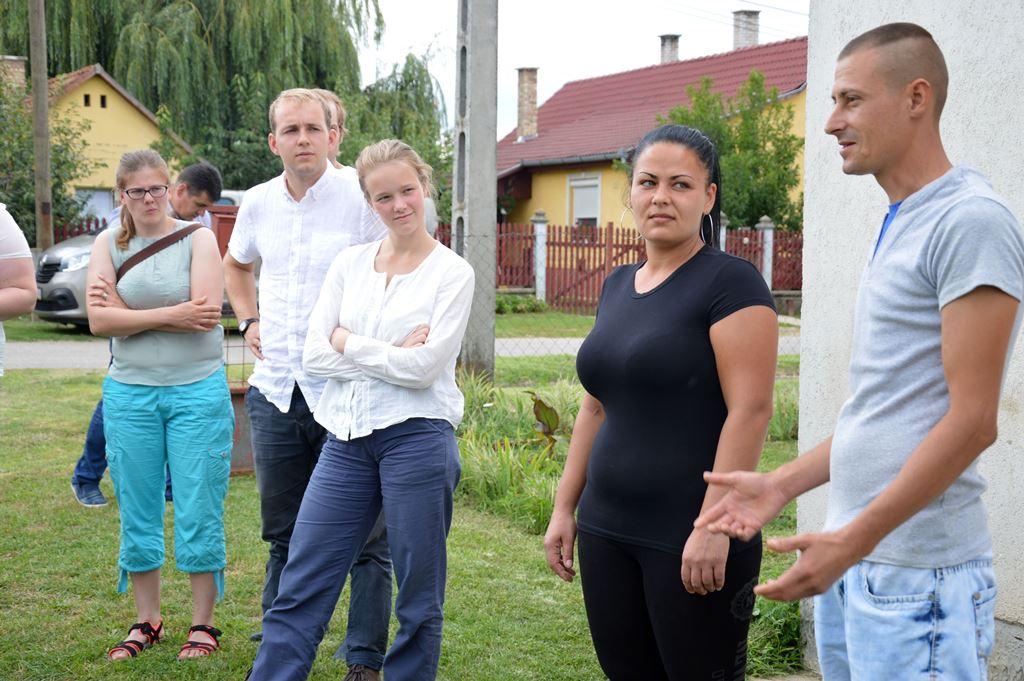 A Nyírségbe is ellátogatott a finn missziós csapat 5