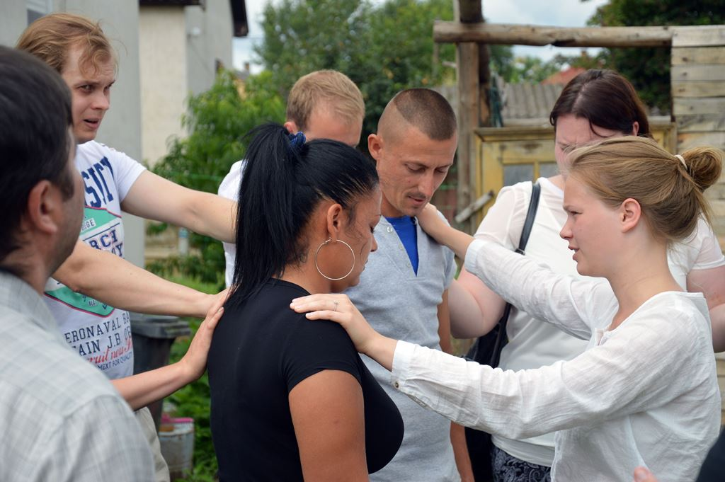 A Nyírségbe is ellátogatott a finn missziós csapat 7