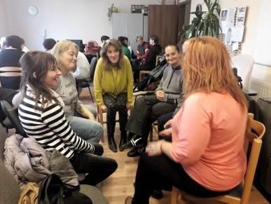 Novemberi programok a Segítő Szolgálat Pécsi Telephelyen 3