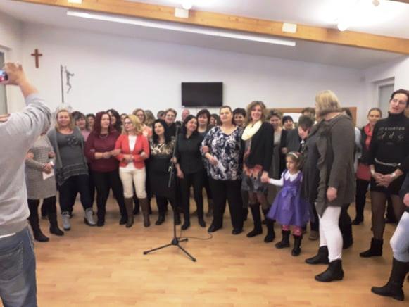 Pécs - Karácsonyi parti a gondozókért 6