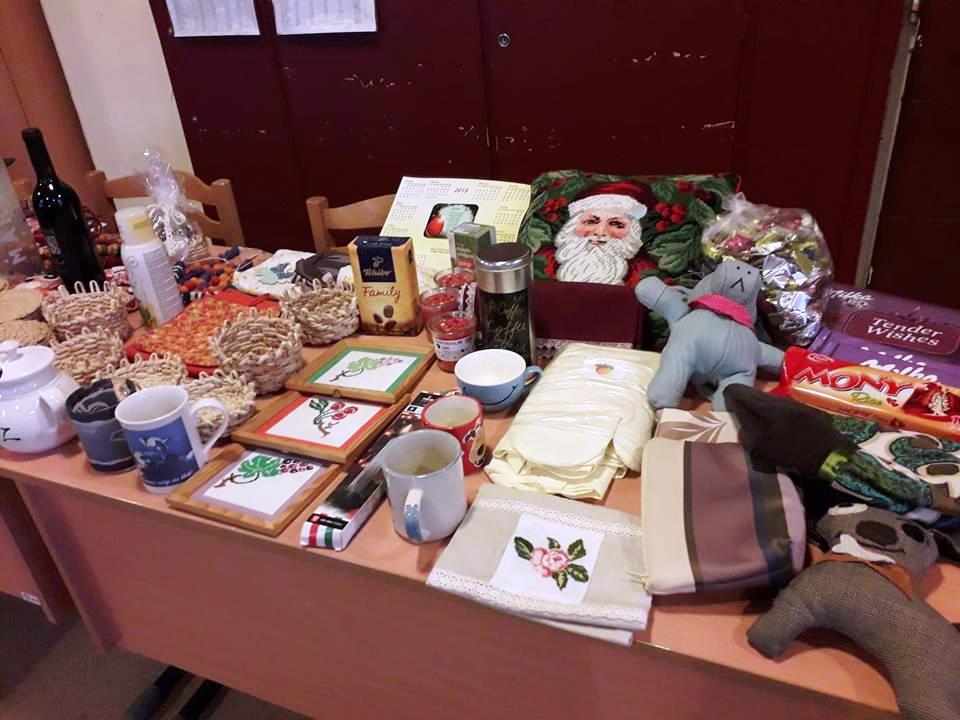 Pécs - Karácsonyi parti a gondozókért 2