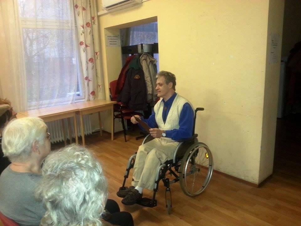 Felejthetetlen délután az idősekkel Tatabányán 4