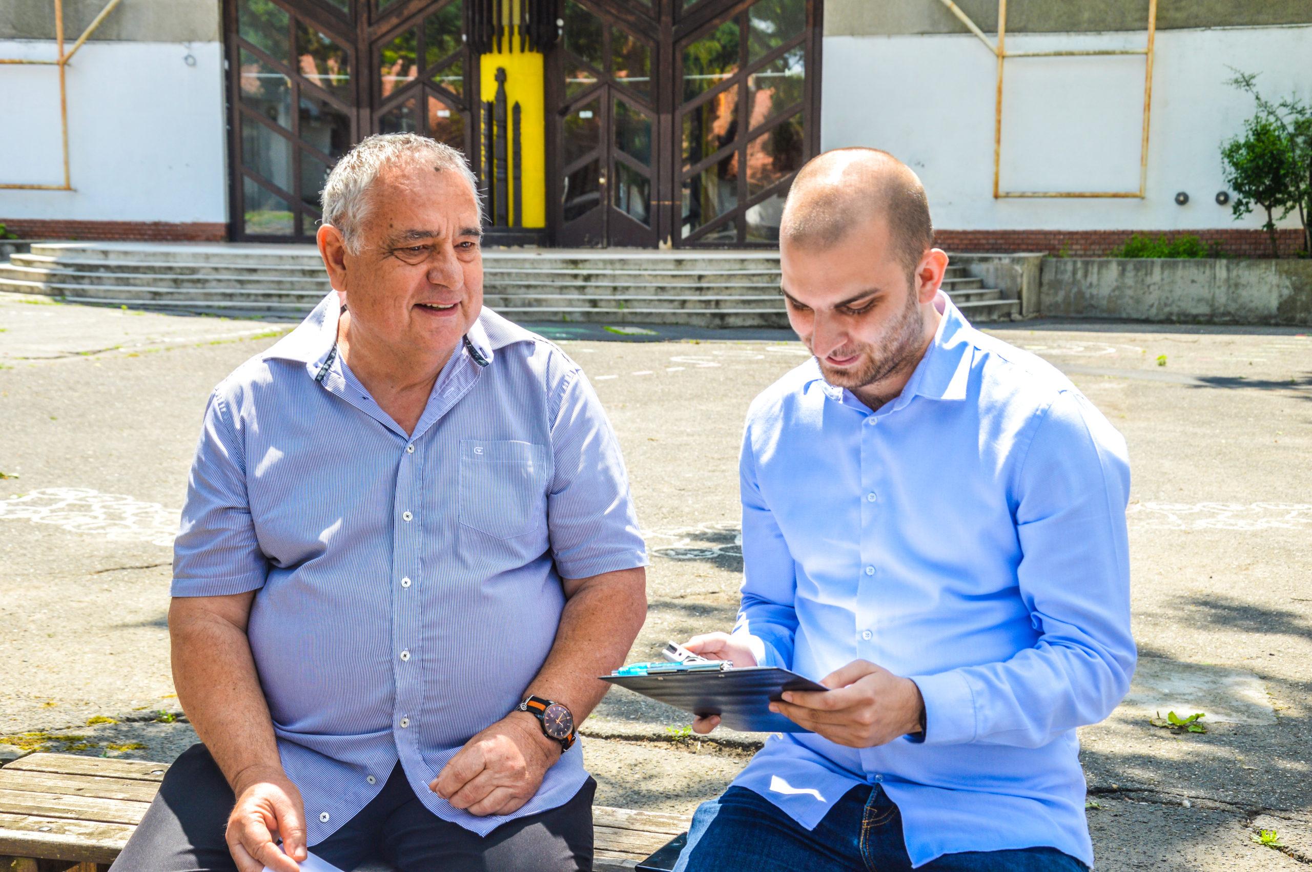 42 éve a pályán – interjú Vári László tanár úrral 1