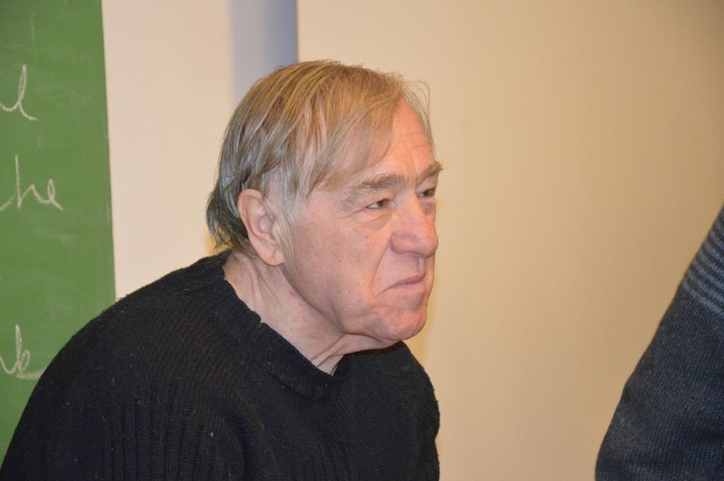 Jean-Michel Pannier a Reményhír Suliban