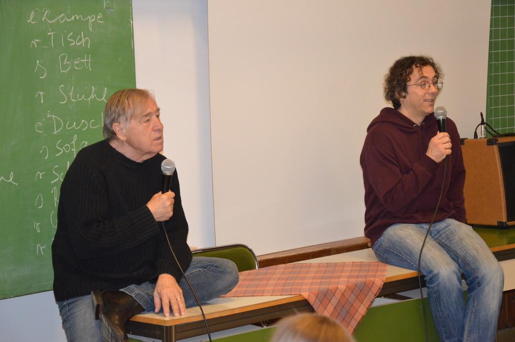 Jean-Michel Pannier a Reményhír Suliban 3