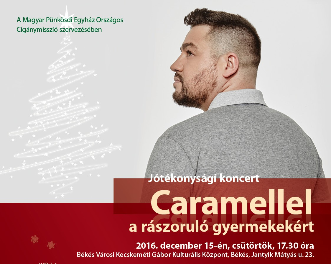 Caramellel a rászoruló gyermekekért – Le ne maradjon róla!