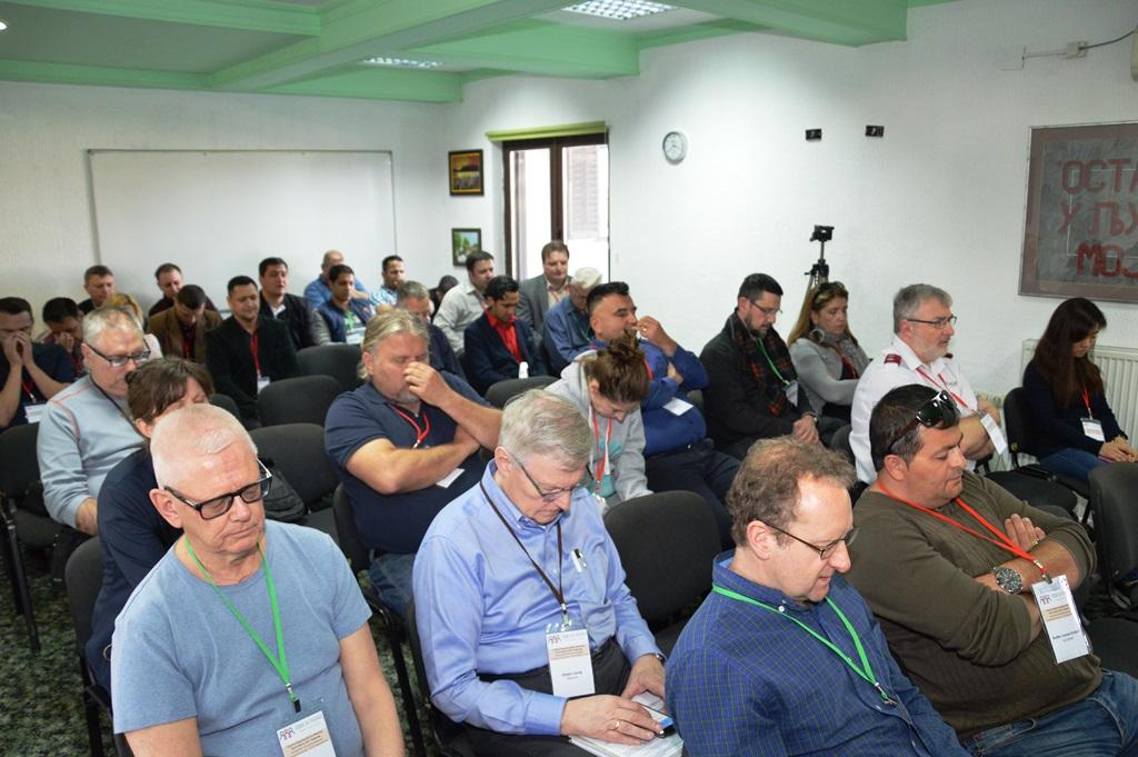 Roma Networks ország-képviselők találkozója Belgrádban 2