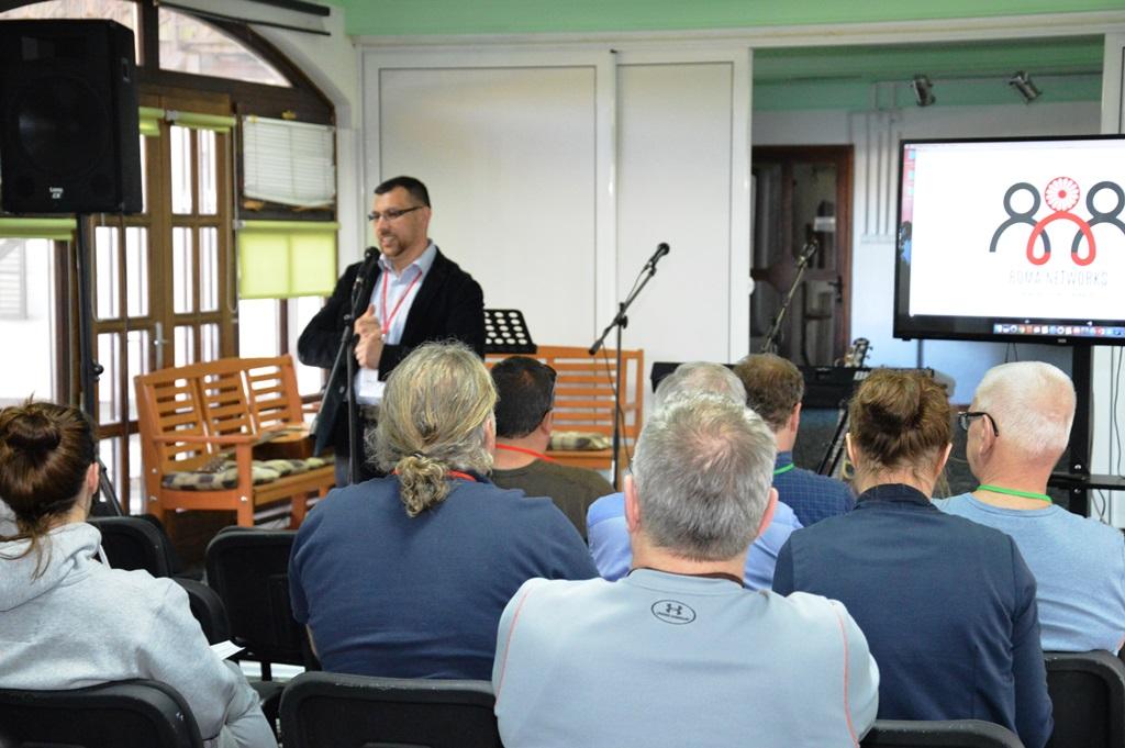 Roma Networks ország-képviselők találkozója Belgrádban 3