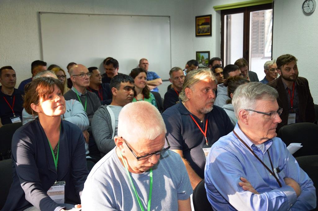 Roma Networks ország-képviselők találkozója Belgrádban 4