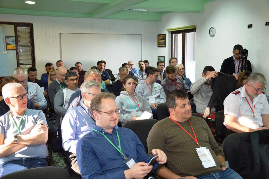 Roma Networks ország-képviselők találkozója Belgrádban 7