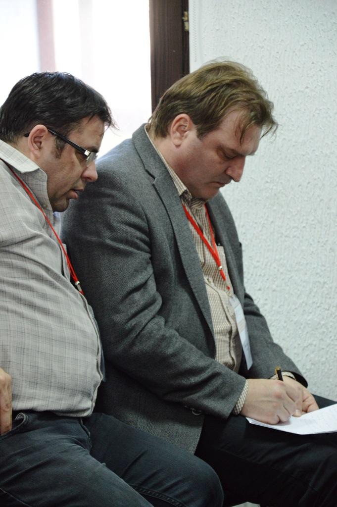 Roma Networks ország-képviselők találkozója Belgrádban 11