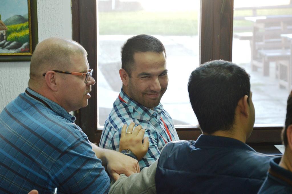Roma Networks ország-képviselők találkozója Belgrádban 12