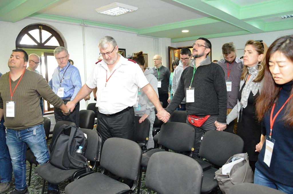 Roma Networks ország-képviselők találkozója Belgrádban 15