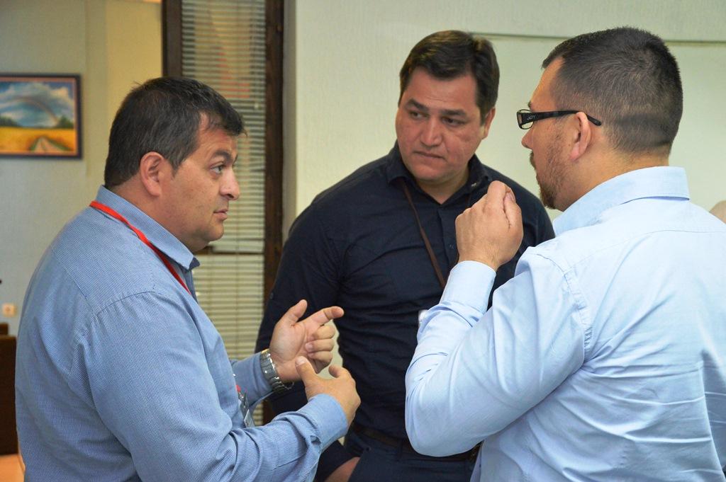 Roma Networks ország-képviselők találkozója Belgrádban 22