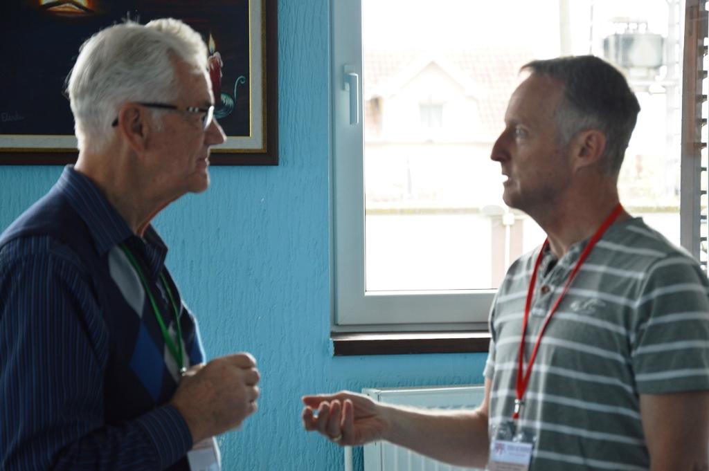 Roma Networks ország-képviselők találkozója Belgrádban 26