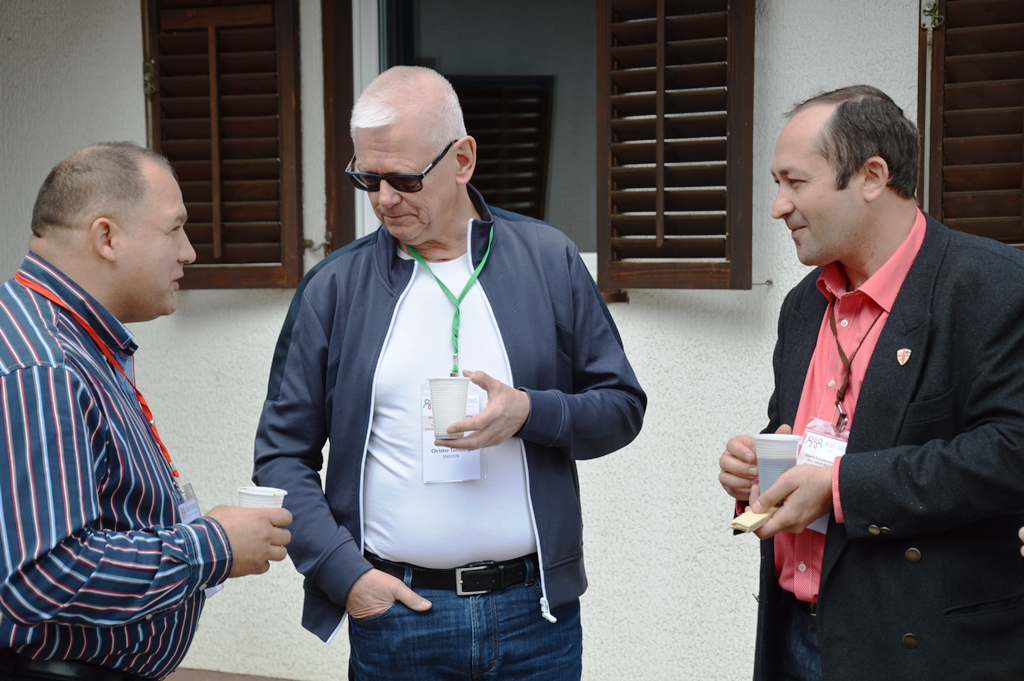Roma Networks ország-képviselők találkozója Belgrádban 29