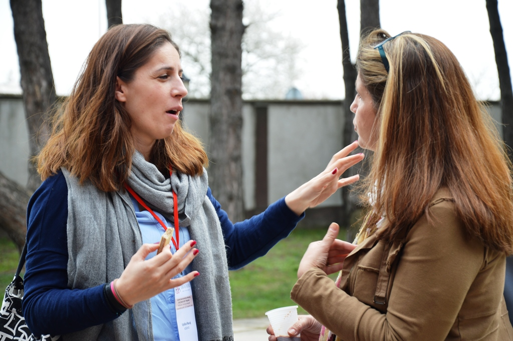 Roma Networks ország-képviselők találkozója Belgrádban 30